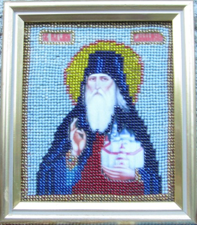 Игумен Валаамского монастыря Назарий Саровский ручной работы на заказ