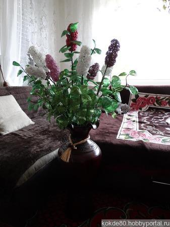 Куст Сирени ручной работы на заказ