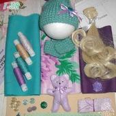 Набор для шитья куклы 1-38