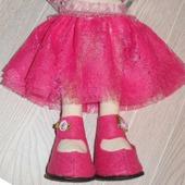 Юбочка-пачка  для куклы