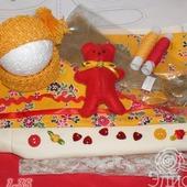 фото: Материалы для творчества (ткань для кукол)