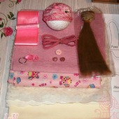 Набор для шитья куклы 1-31
