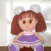 Кукла-пупс Наташа