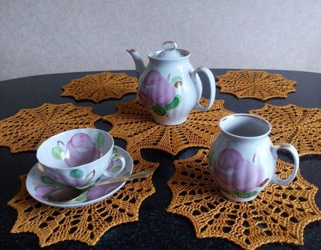 """Подставки для """"Чайной"""" или """"Кофейной"""" церемонии. ручной работы на заказ"""
