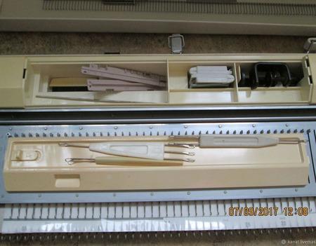 Вязальная машина Бразер КН-260 ручной работы на заказ