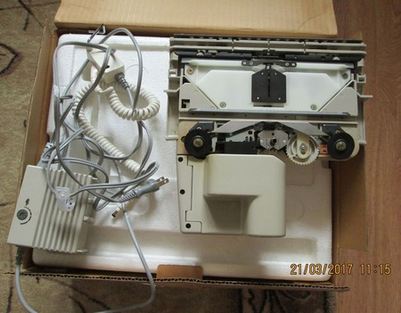 Робот-каретка KG 89 ручной работы на заказ
