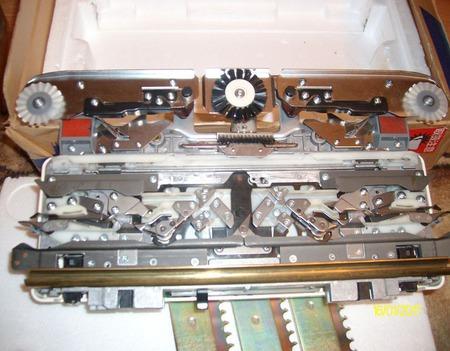 Ажурная каретка LC 580/840 ручной работы на заказ