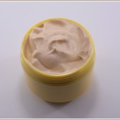 Шоколадный. Натуральный крем для рук/крем для тела