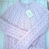 Вязаный свитер ROSE от Knit by Heart