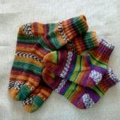 Носки тонкие, но теплые из Супервош