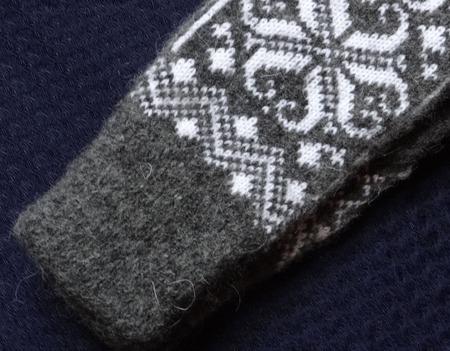 Варежки,рукавицы вязанные шерстяные №9 ручной работы на заказ