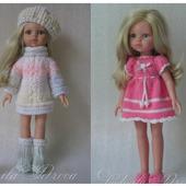 Куклы Paola Reina и одежда для них
