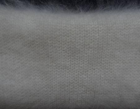 Большой шарф пуховый,вязанный, белый ручной работы на заказ