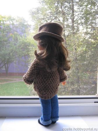 Шляпа для Паолочки ручной работы на заказ
