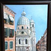 Венеция. Санта Мария Мираколи