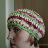 Летняя шапочка (беретка)