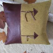 Подушка декоративная (чехол)Осенний блюз