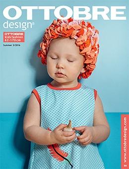 OTTOBRE design Kids 3/2016 RUS ручной работы на заказ