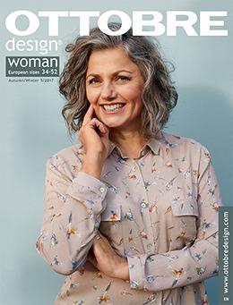OTTOBRE design® Woman 5/2017 (RUS) ручной работы на заказ