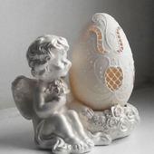Яйцо интерьерное