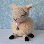 Спящая овечка