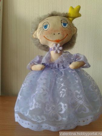 Маленькая принцеса ручной работы на заказ