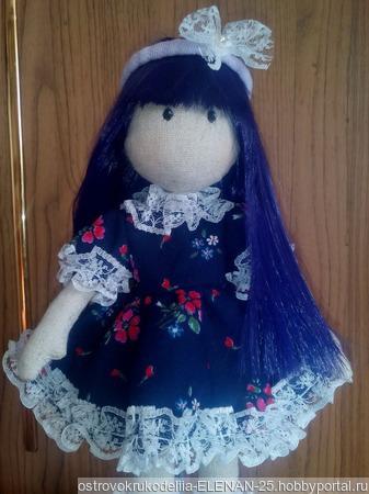 Кукла интерьерная ручной работы на заказ