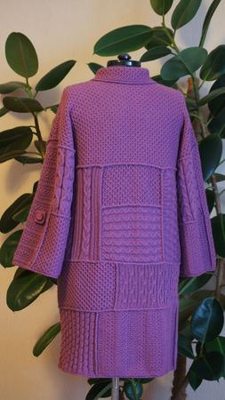 Платье-рубаха ручной работы на заказ