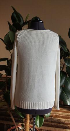 Асимметричная кофточка ручной работы на заказ