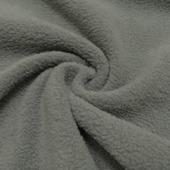 ФЛИС Полартек 390гм серый (100%полиэстер) 150см Китай