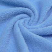 ФЛИС Полартек 390гм голубой (100%полиэстер)150см Китай