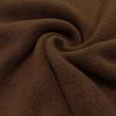 ФЛИС Полартек 390гм коричневый (100%полиэстер) 150см Китай