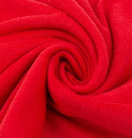 ФЛИС Полартек 390гм красный (100%полиэстер) 150см Китай ручной работы на заказ