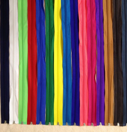 Молнии разъемные нейлон (спираль) 70 см! 15 цветов ручной работы на заказ