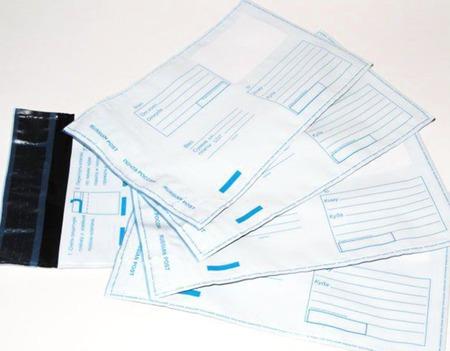 Почтовые пакеты полиэтиленовые (пластиковые) Почта России для посылок ручной работы на заказ