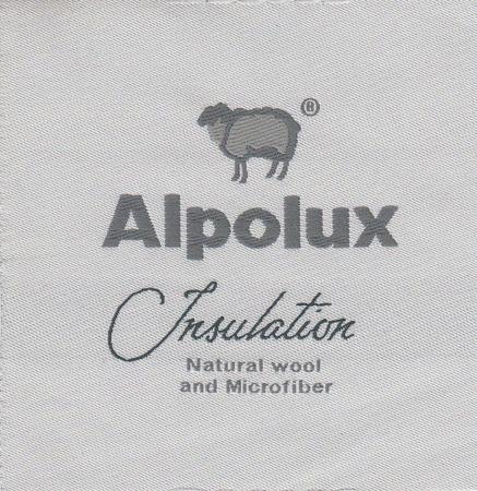 Утеплитель для одежды Alpolux 150 г/м ручной работы на заказ