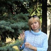 """Свитер """"Голубые листья"""""""