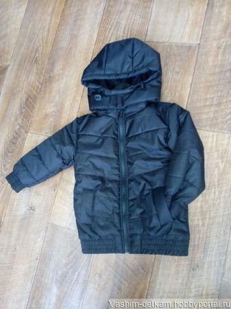 Курточка на весну ручной работы на заказ