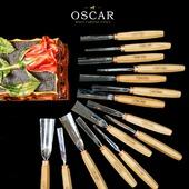 Набор стамесок OSCAR  SET15