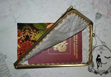Чехол для телефона,чехол для паспорта ручной работы на заказ