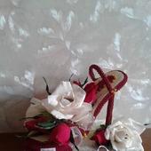 Туфелька с конфетами для  любимой Золушки