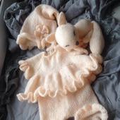 Комплект для фотосессии новорожденной