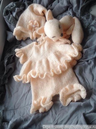 Комплект для фотосессии новорожденной ручной работы на заказ