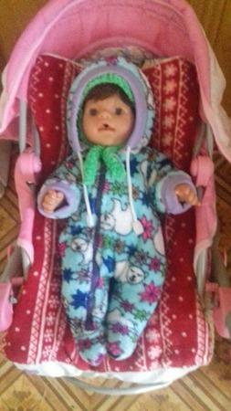 Одежда для беби борн  и испанских пупсов ручной работы на заказ