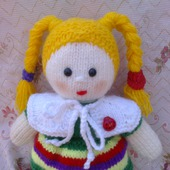 Куколки вязаные