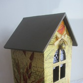фото: Для дома и интерьера (домик для чая)