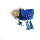 фото: Женские сумки — сумки и аксессуары (сумка с кисточками)