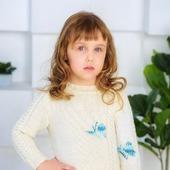 Платье для принцесски с бабочками
