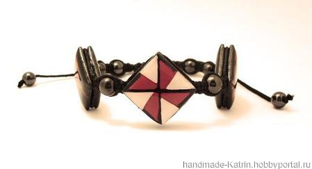 Обережный браслет славянский ручной работы на заказ