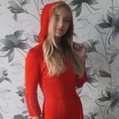 """Платье из 100% хлопка """"Пять дней в Париже"""""""